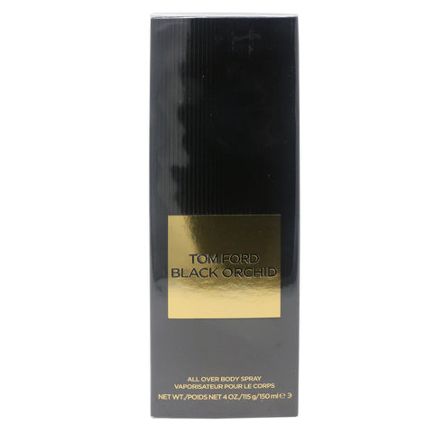 Black Orchid by Tom Ford All Over Body 4oz/150ml Spray New In Box
