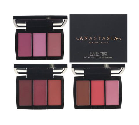 Blush Trio Face Blush