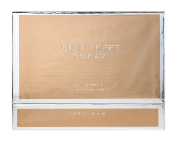 Judith Leiber Topaz Eau De Parfum Spray 2.5Oz/75ml New In Box