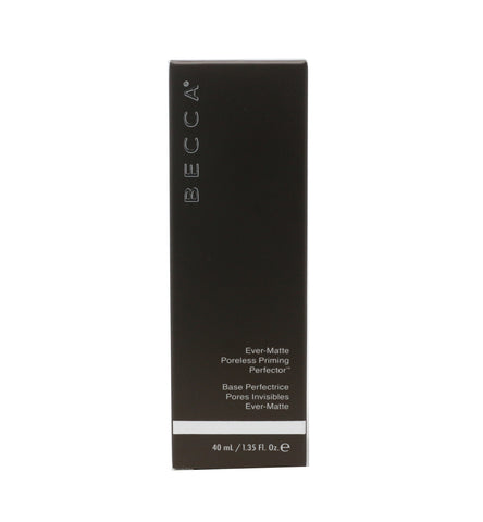 Becca Ever-Matte Poreless Priming Perfector 1.35oz/40ml  New In Box