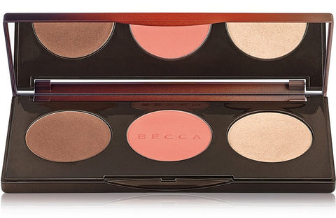 Sunchaser Bronze, Blush & Highlight Palette