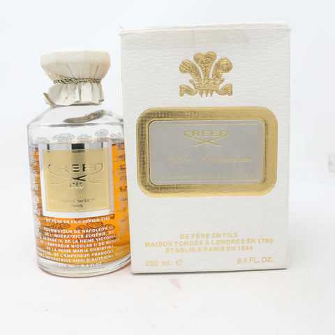 Acier Aluminum Perfume (Low Fill),Original Formula,Vintage 250 ml