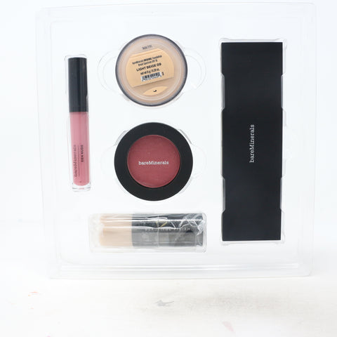 Bareminerals Bounce & Blur 5-Pcs Collection  / New With Box