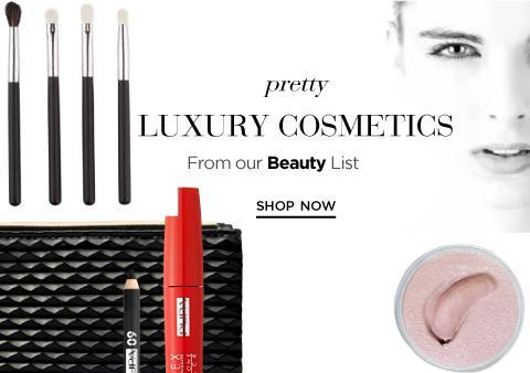 Best Luxury Cosmetics