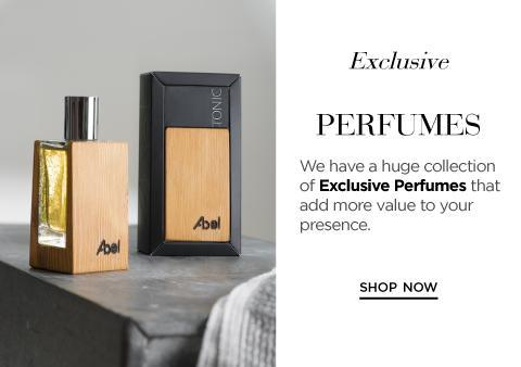 Top Exclusive Perfumes