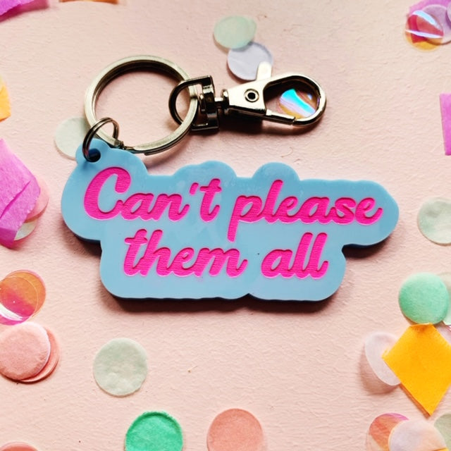 Keyring - Can't Please Them All