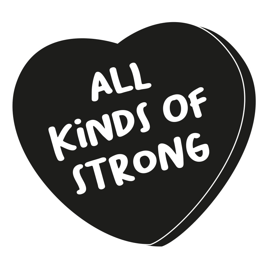 All kinds of Strong Womens T-shirt - SALE