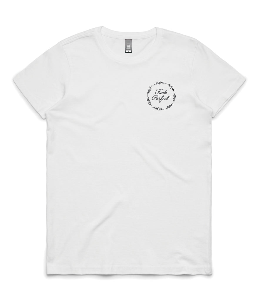 Fuck Perfect Womens T-shirt - ON SALE