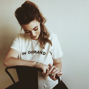 In Demand Womens T-shirt