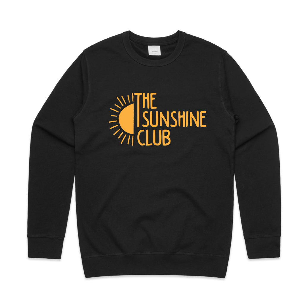 The Sunshine Club Womens Crew Jumper