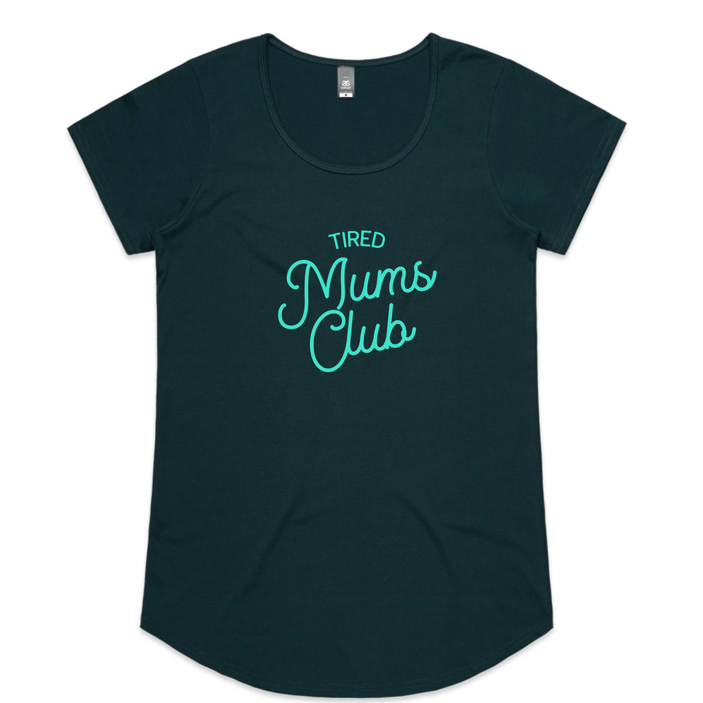 Tired Mums Club T-Shirt