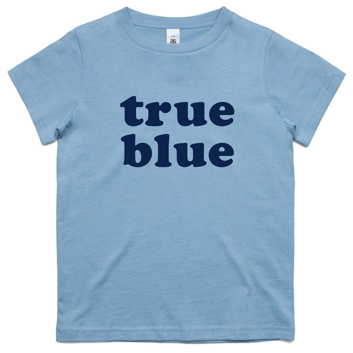 True Blue Kids Tee
