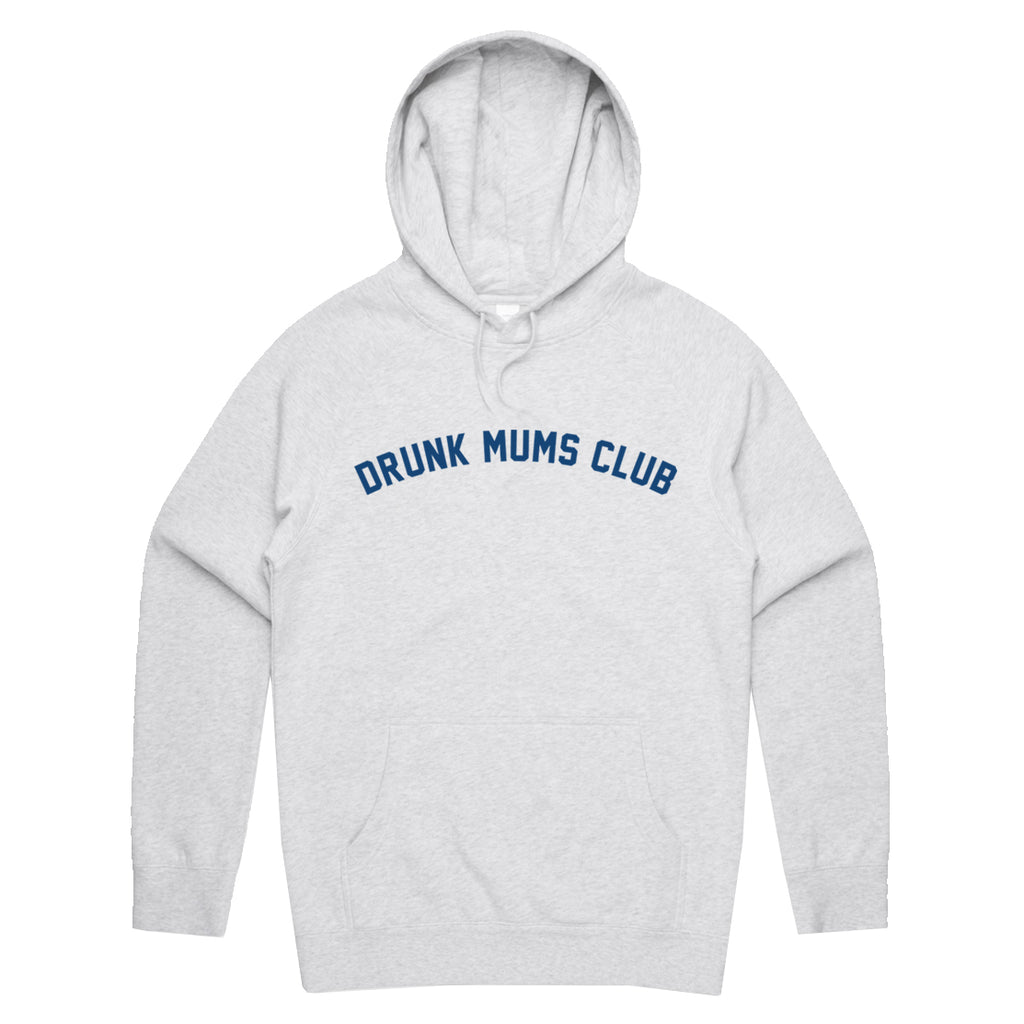Drunk Mums Club Womens Hooded Jumper