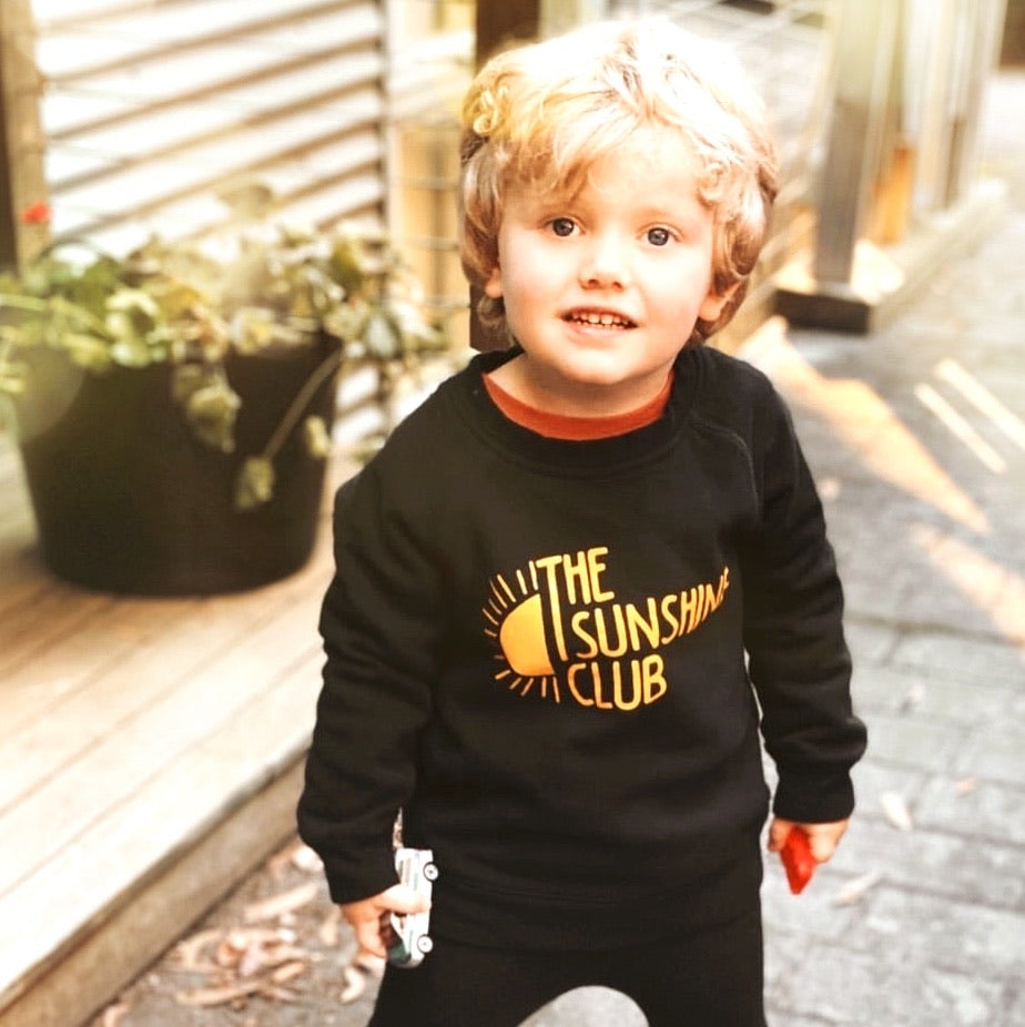 The Sunshine Club Kids Jumper