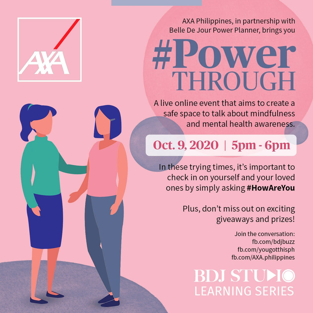 #PowerThrough with AXA