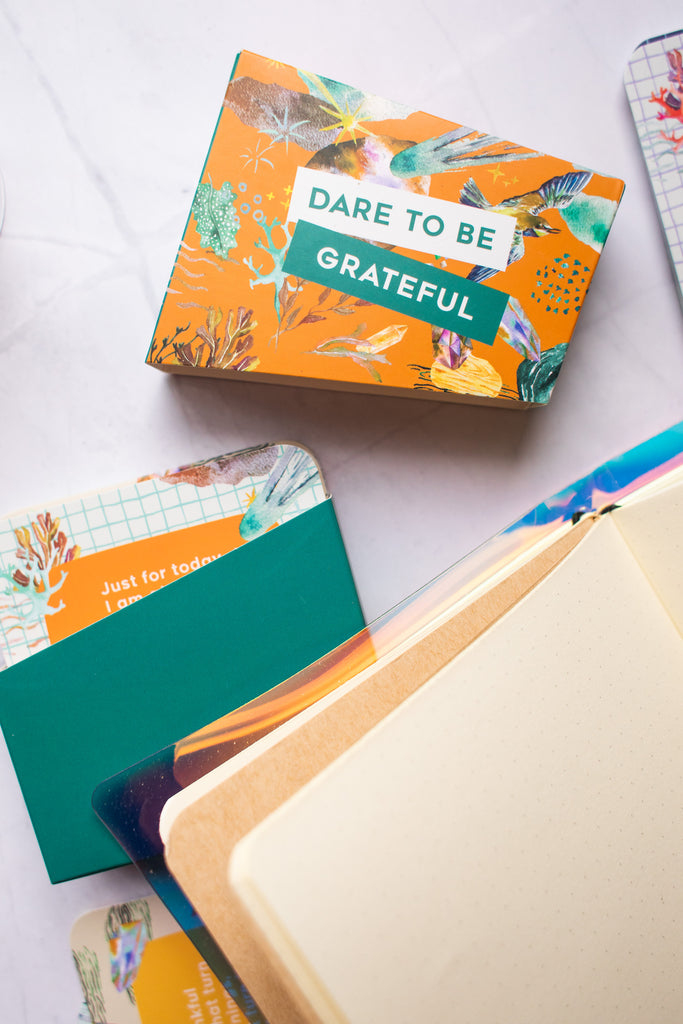 Bundle! Dare To Be Card + Quest Journal Holo Cover