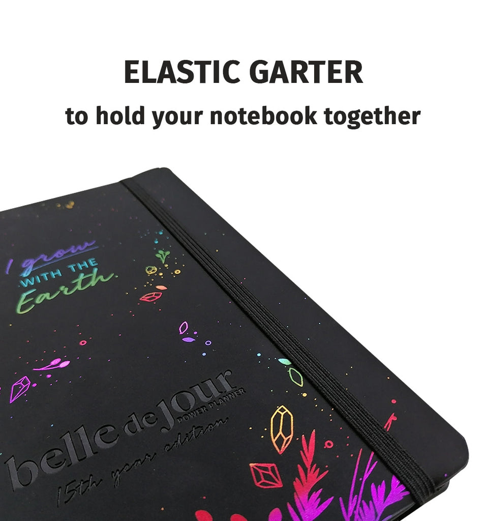 Bundle! 2021 BDJ Planner + BDJ Notebook - bdjplanner