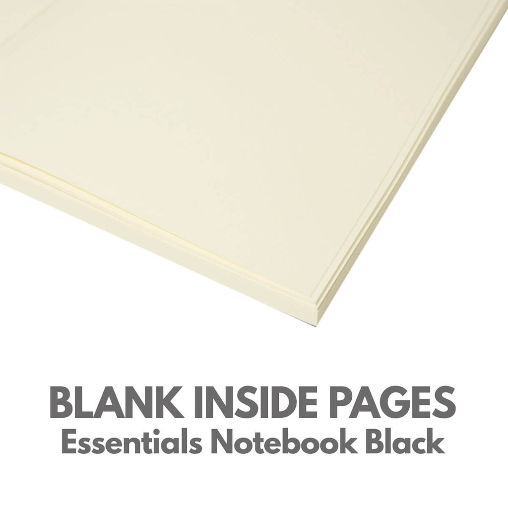 Essentials Notebook - bdjplanner
