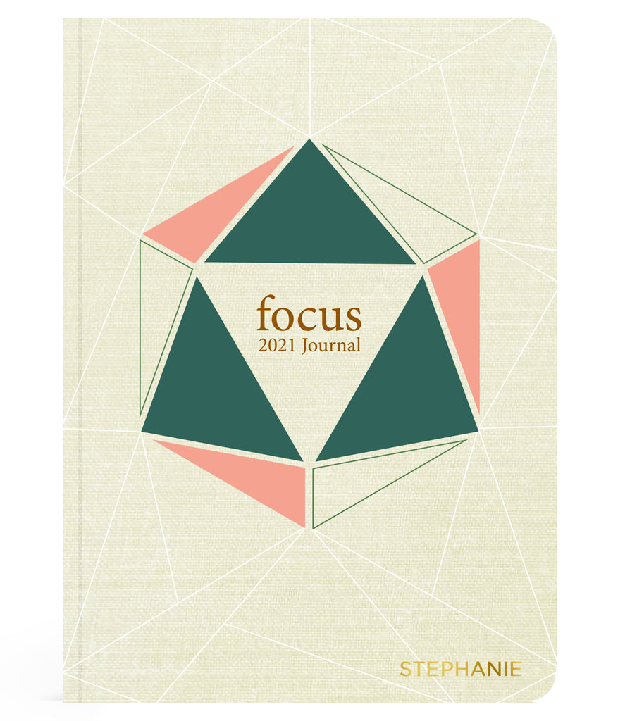 2021 Focus Journal - bdjplanner