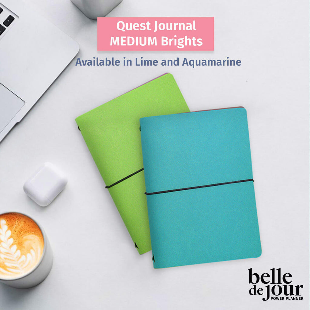 Quest Journal Medium Brights