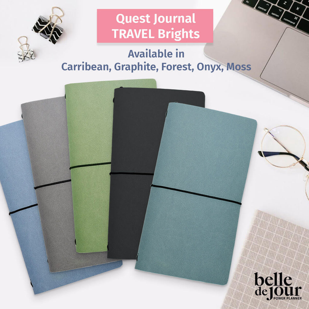 Quest Journal Travel Earth