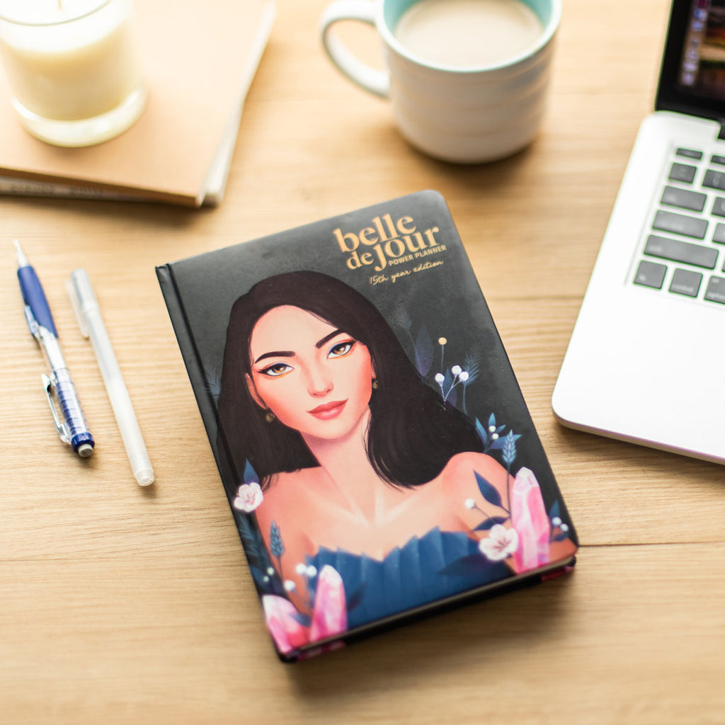 2021 Belle de Jour Power Planner - Classic