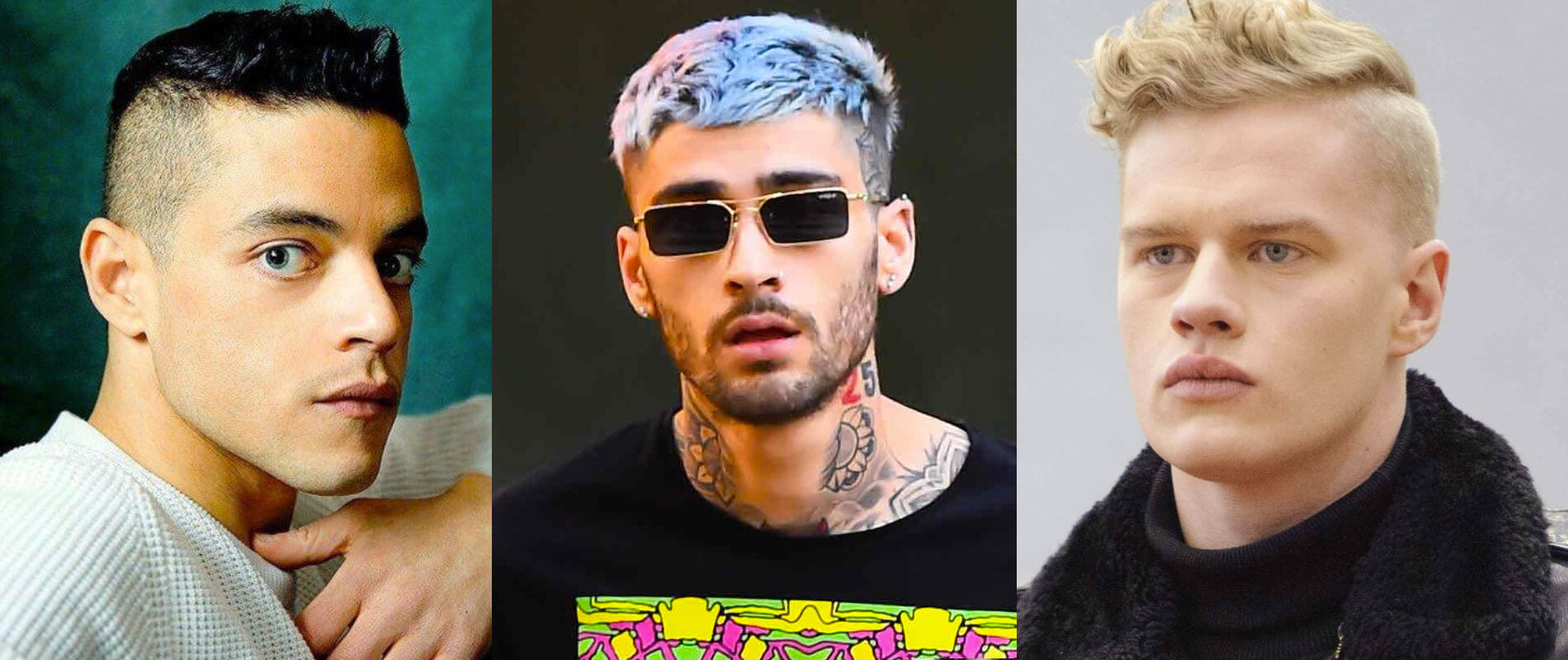 Men S Hairstyles The Newest Trends In 2019 With New Fade