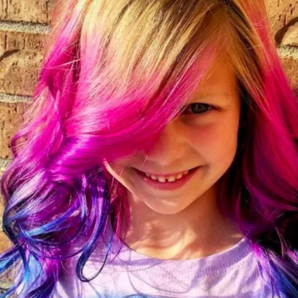 Crazy Hair Color Wax for Kids