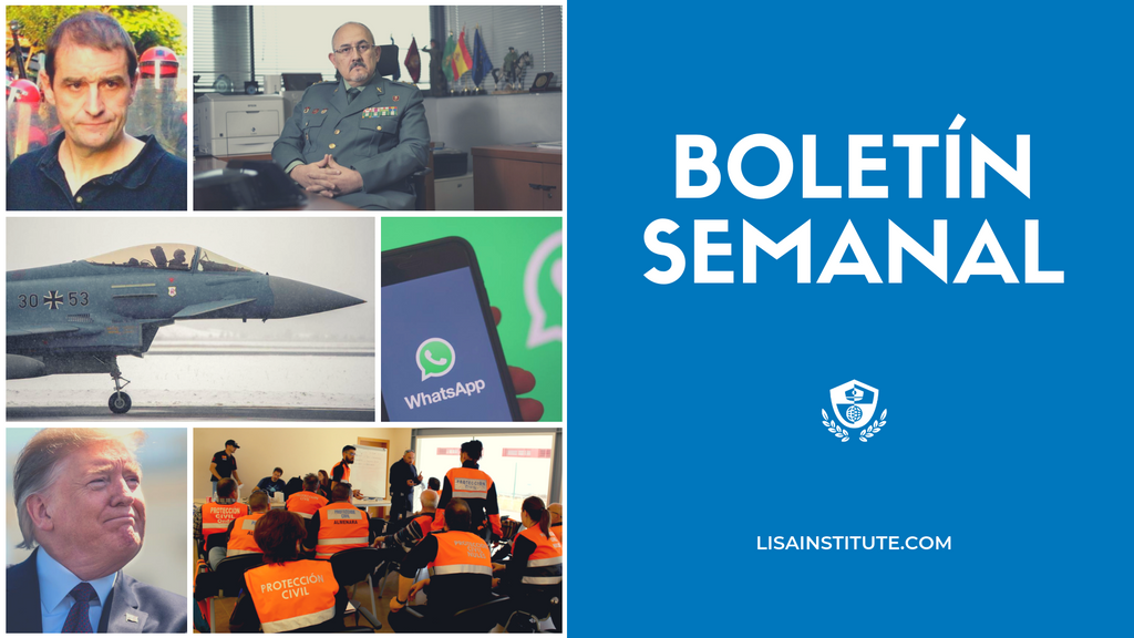 boletin semanal lisa institute 16 mayo 2019
