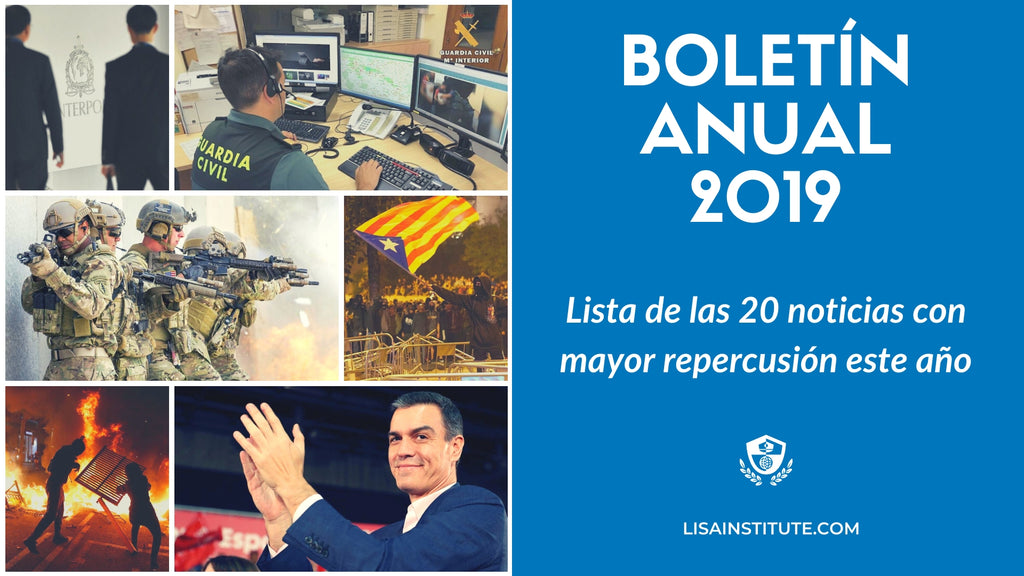 Boletín Anual de LISA Institute 2019