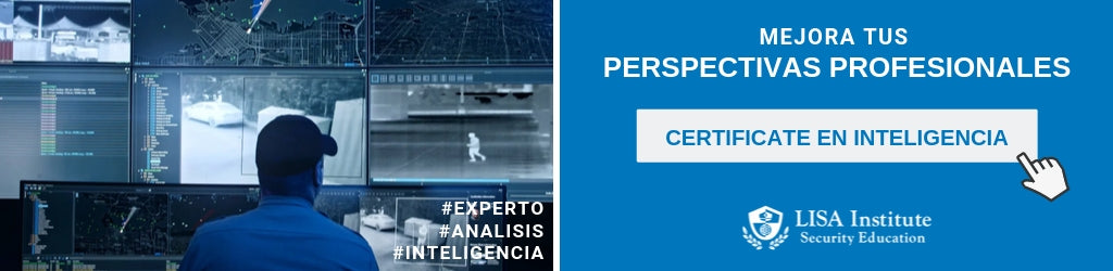 Cursos de Analista de Inteligencia LISA Institute