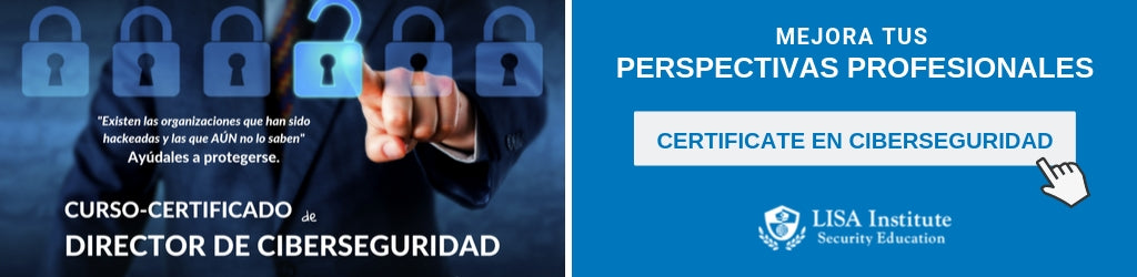 Cursos de Ciberseguridad LISA Institute