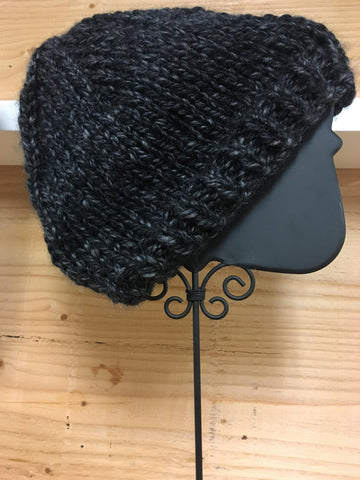 Hand Knitted Wool Hat
