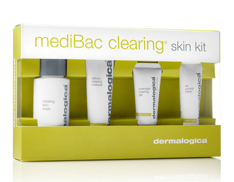 MediBac Clearing® Skin Kit