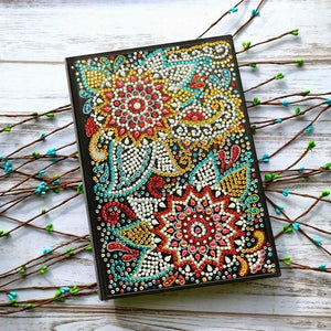 Cahier DIY | A5 notebook - Broderiesdiamants.fr