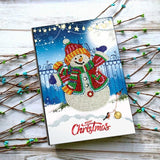 Cahier de notes merry christmas - Broderiesdiamants.fr