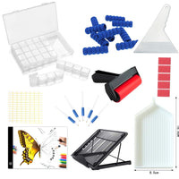 Pack accessoires diamond painting