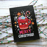 Notebook merry christmas