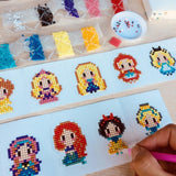 Stickers autocollants cartoons - Broderies diamants - Broderiesdiamants.fr