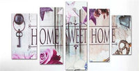 Home sweet home | Broderie diamant