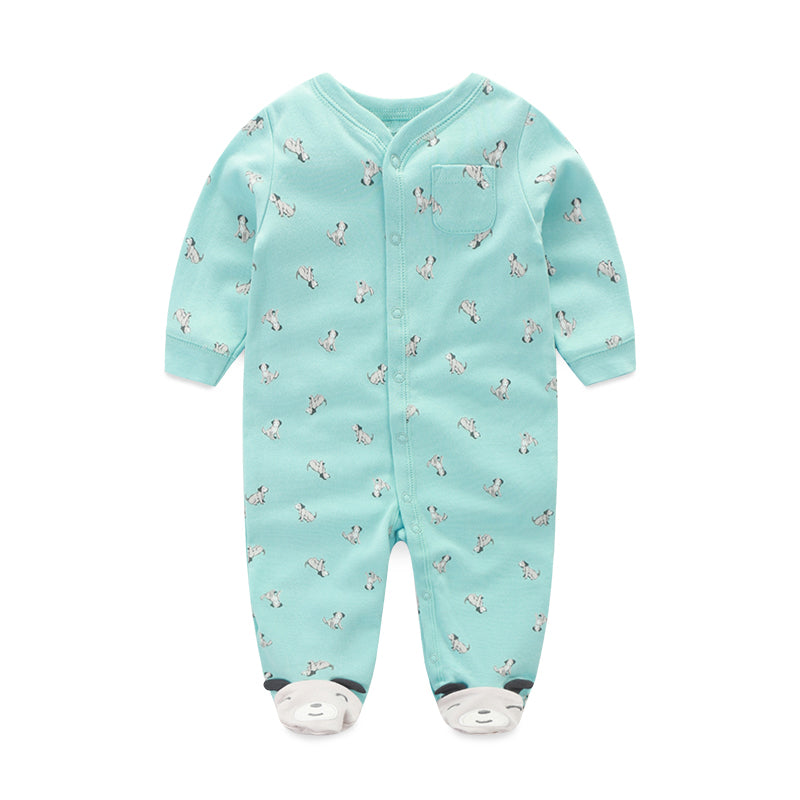 ... Brand 2018 fashion baby pajamas & sleepwear baby clothing baby boys  clothes for girls rompers ...