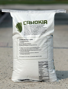 Naturally Higher Protein Brown Rice by Cahokia