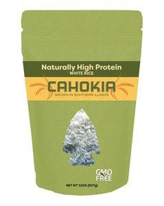 Cahokia Brown Rice