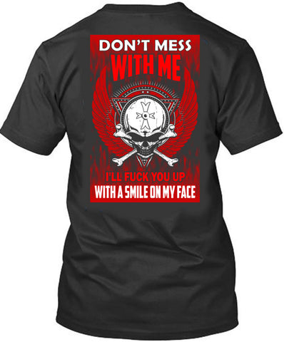 Don't Mess with Me - Cotonz Online Shopping