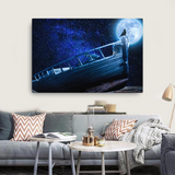 Moonlight Canvas - Cotonz Online Shopping