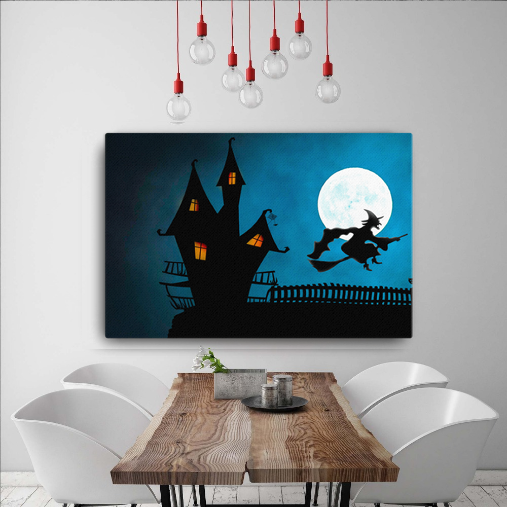 Halloween Canvas - Cotonz Online Shopping