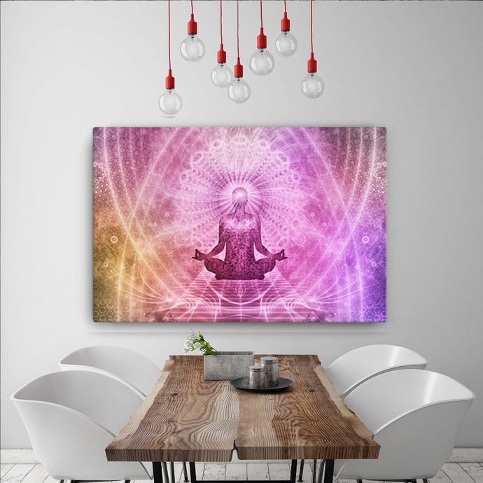Meditation Canvas - Cotonz Online Shopping