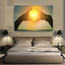 Heart Canvas - Cotonz Online Shopping