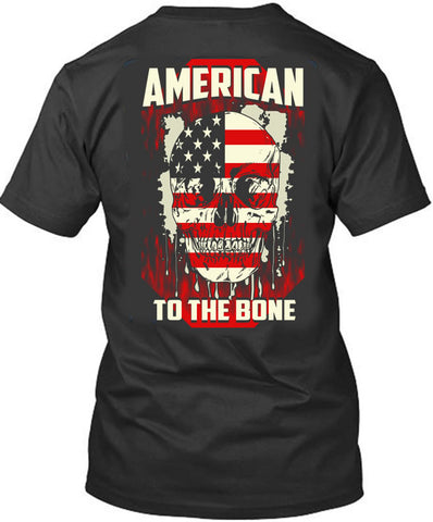 American to the Bone - Cotonz Online Shopping