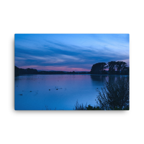 Blue Hour Canvas - Cotonz Online Shopping